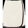 Oasis Skirt White - Spudnice -