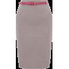 Oasis Skirt Gray - Skirts -