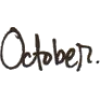 October - Teksty -