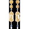Of Rare Origin M'O Exclusive Gold Aviary - Earrings -