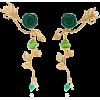 Of Rare Origin Wishing Arrow Earrings - Earrings - $700.00