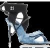 Off-White c/o Virgil Abloh Elaphe Surf L - Sandals -