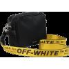 Off-white CROSSBODY BAG - Travel bags -