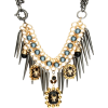 Ogrlica Necklaces Black - Necklaces -