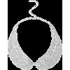 Ogrlica Necklaces Silver - Necklaces -