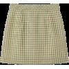 Oh L Mini Skirt - 裙子 -