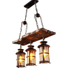 Old Candle Holder Lamp - Arredamento -