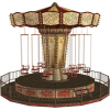 Old toy carrousel - Items -