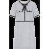 Olive des Olive Tweed Dress - Vestidos -
