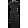 Olympia Le-Tan marnie Moire dress - Dresses -