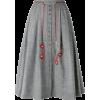 Olympia Le tan grey telephone skirt - Skirts -
