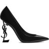 Opyum Heels Black - Classic shoes & Pumps -