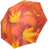 Orange Daylilies Foldable Umbrella - Accessories - $19.88