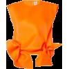 Orange top - Košulje - kratke -