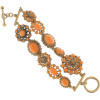 Oscar De La Renta Bracelet Orange - Bracelets -