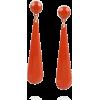Oscar De La Renta Earrings - Earrings -