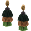 Oscar De La Renta Tassel earrings - Orecchine -