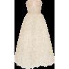 Oscar de la Renta Crystal-Embellished Tu - Dresses -
