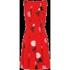 Oscar de la Renta Floral Dress - Dresses -
