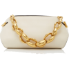 Oscar de la Renta Small Nolo Chain Leath - Hand bag -