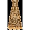 Oscar de la Renta Strapless Guipure Raff - Vestidos - $6.94  ~ 5.96€