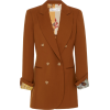 Oscar de la Renta Wool Double-Breasted B - Jacket - coats - $2.63