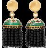 Oscar de la Renta pre fall 2019 earrings - Ohrringe -