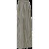 Oscar de la Renta silk wide leg trousers - Pantaloni capri -