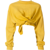 Ottolinger front knot jumper - Long sleeves shirts -