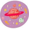 Outta This World - Illustrations -