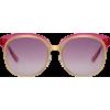 Oversized Glasses - Sunglasses -