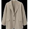 Oversized Jacket - Jacket - coats -
