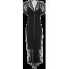 PACO RABANNE Crystal-embellished lace dr - Dresses -
