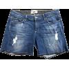 PAIGE denim shorts - Calções -