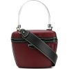 PALM ANGELS padlock bag - Messenger bags - $865.00