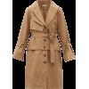 PALMER//HARDING Cebus detachable-hem cot - Jacket - coats -