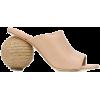 PALOMA BARCELÓ Blanche sandals - Sandals -