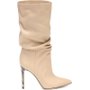 PARIS TEXAS Leather ankle boots - Buty wysokie -
