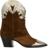 PARIS TEXAS embellished trim cowgirl boo - Stiefel -