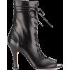 PARIS TEXAS open-toe lace up boots - Čizme -