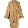 P.A.R.O.S.H. knit trench coat - Jacket - coats -