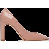 PATENT FINISH HIGH HEEL SHOES - Klasične cipele -