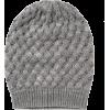 PATTERN KNIT HAT - Hat -