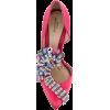 PAULA CADEMARTORI Iris Opulence Pumps - Classic shoes & Pumps - 768.00€  ~ $894.18