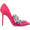 PAULA CADEMARTORI Iris Opulence - Classic shoes & Pumps - 768.00€  ~ £679.59