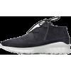 PAUL & JOE nubuck sneaker - Sneakers -