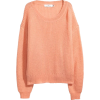PEACH SWEATER - Pullovers -