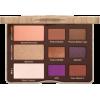 PEANUT BUTTER & JELLY EYE SHADOW PALETTE - Cosmetics - $32.40