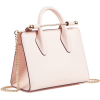 PEONY SMALL LEATHER ISABELLA HANDBAG - Hand bag -