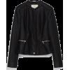 PEPLUM JACKET Jacket - Coats - Jacken und Mäntel -